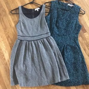 Forever 21 Dress and One boutique Grey Dress